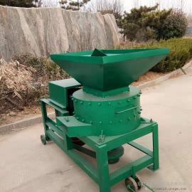 小型青储打浆机图片 多功能青牧草打浆机视频 圣泰制造