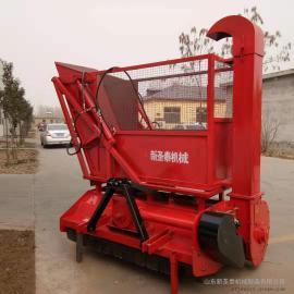 青储收割机 多功能回收机 秸秆粉碎回收机圣泰 现货直发
