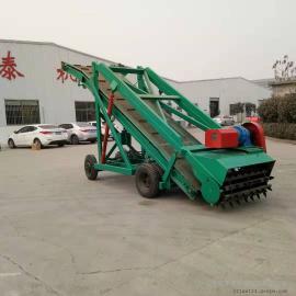 链条取草机型号 大型青贮取料机圣泰造 现货直发