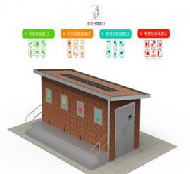 垃圾房促销加工厂 垃圾房生态项目指定加工厂