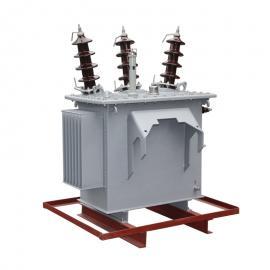 250KVA 33/0.4KV 柱上式 三相油浸式降压变压器 全铜