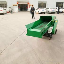 圣泰小型养殖饲料揉丝机产地 多功能饲草粉碎揉丝机型号