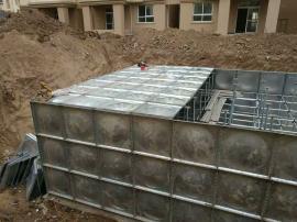 BDF地埋式水箱厂