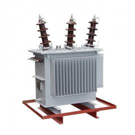 160KVA 33/0.4KV 三相油浸式变压器 全铜 进口矽钢片