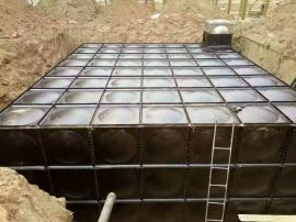 地埋式BDF水箱厂