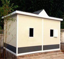 微型环保垃圾房内部设计图纸 异型环保垃圾房功能升级版商家