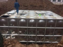地埋式组合水箱