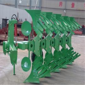四轮牵引式栅条犁
