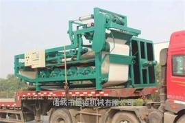 新款带式污泥压滤机 带式污泥压滤设备