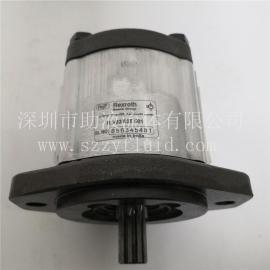 原装力士乐Rexroth齿轮泵AZPW-21-016 RRRXXMB-S0593 R983035501