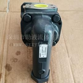 德国克拉克KRACHT高压耐磨低噪音液压泵齿轮泵KF12RF2/197-D15