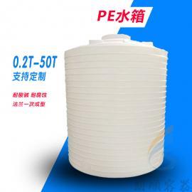 直供5立方塑料水箱5吨塑料水箱塑料水塔