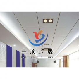 医院 装饰降噪用 岩棉玻纤吊顶板 天花吸音板 屹晟建材吸声板