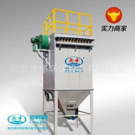 锅炉单机布袋脉冲除尘器 中央 木工 脉冲除尘器