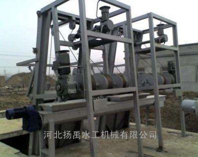 回旋式格栅除污机不锈钢格栅清污机除污器品质保障
