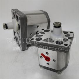 意大利Marzocchi马祖奇耐磨高压液压齿轮泵ALP2-D-10