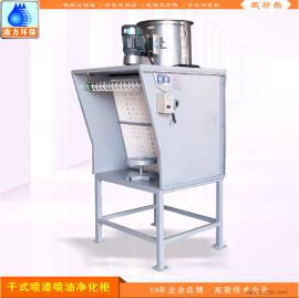 喷粉除尘柜 喷涂粉料回收器 涂装滤芯回收集尘器设计定制