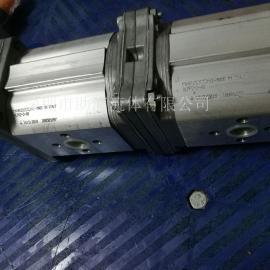 意大利Marzocchi耐磨高压双联齿轮泵ALPA2-D-40+ALPP2-D-40