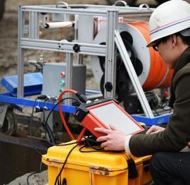 RSM-HGT 超声波成孔质量检测仪