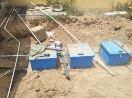 凯德润 无人值守污水处理设施 低能耗污水处理设备 环保施工资质