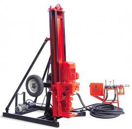 KQD100潜孔钻机架子钻 露天工地用100mm孔 锚杆