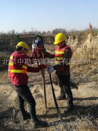 土壤钻机 HP-18液压轻便土壤取样钻机 原状土无扰动取样
