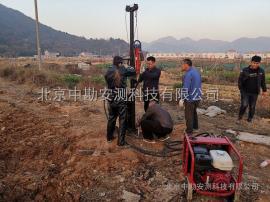 HP-18液压取土钻机
