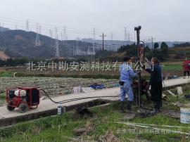 土壤钻机 HP-18液压土壤取样钻机 直推式无扰动取样钻机