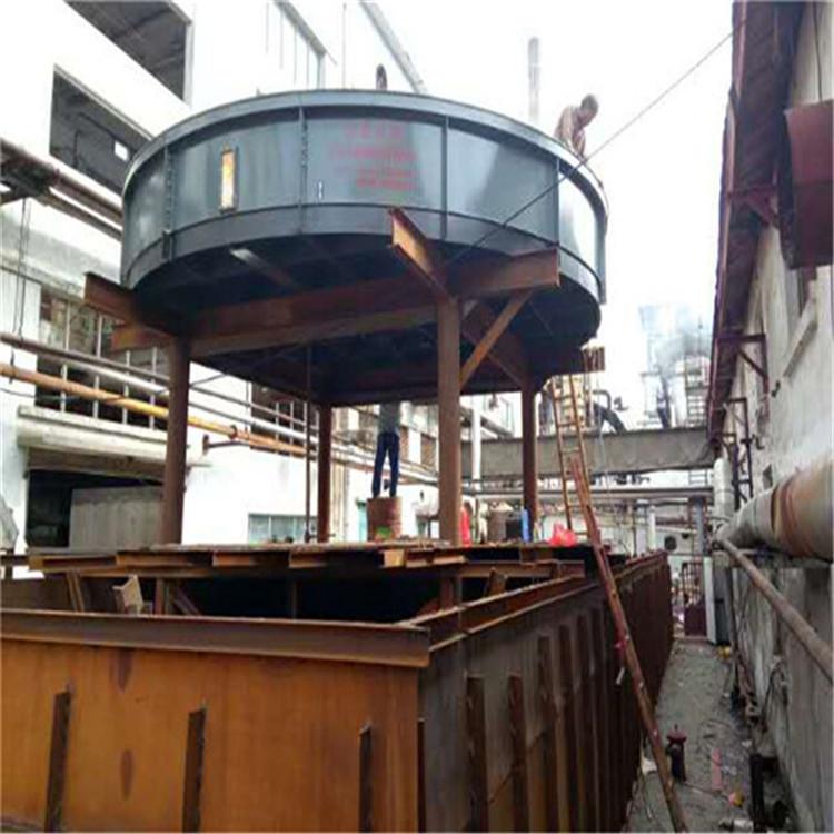 吉丰浅层气浮机设备制造技术