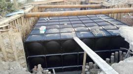 兴平抗浮地埋式水箱
