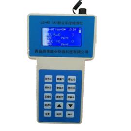 应用广泛的PC-3A激光式粉尘测试仪