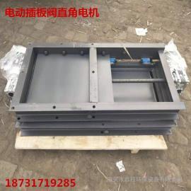 方形手动插板阀 电动闸板阀排水排污闸阀304材质可订做