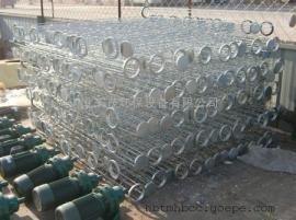 大量生产定制不锈钢除尘骨架
