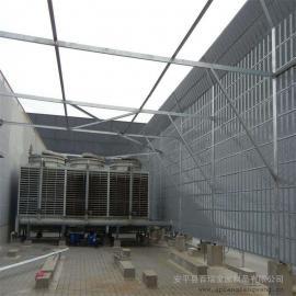 工厂声屏障-隔音墙声屏障-空调降噪声屏障-组合式声屏障