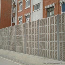 马路隔音屏障|吸声型声屏障|空调隔音屏障