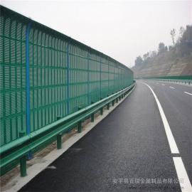 高速公路声屏障-高速音屏障-立交桥声屏障-微孔型声屏障