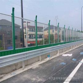 道路隔音屏障|透明隔音屏障|轻轨声屏障