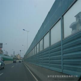 工厂声屏障-城市声屏障-金属百叶孔声屏障-移动式声屏障
