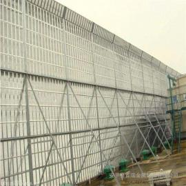 直弧式声屏障-工厂隔声屏障-绕城高速声屏障-珍珠岩声屏障