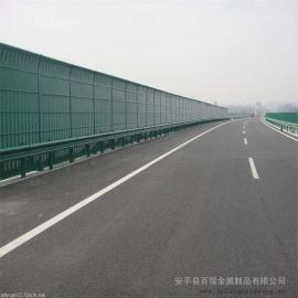 冷却塔声屏障-工厂隔声屏障-桥梁插板式金属声屏障-珍珠岩声屏障
