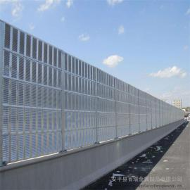 高速铁路声屏障-插板式金属声屏障-轻轨声屏障-圆孔声屏障