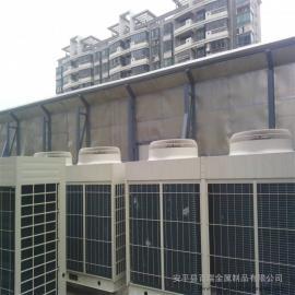 空调机组隔音降噪板-隔音降噪隔音墙-空调降噪声屏障-百瑞