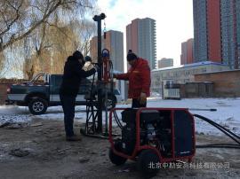 冻土采样钻机 液压土壤钻机