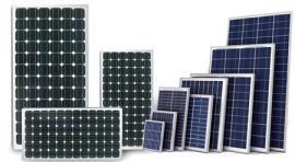离网光伏发电系统、别墅自给自足发电系统、无电监控系统