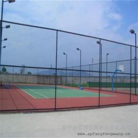 足球场护栏|蓝球围网|壁球场围网|篮球场铁丝围网