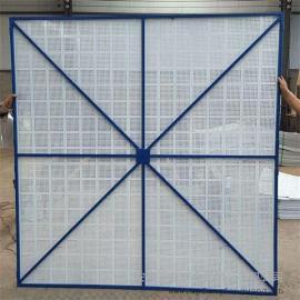爬架脚手架|米字型爬架网片|外爬架网|建筑外墙防护网