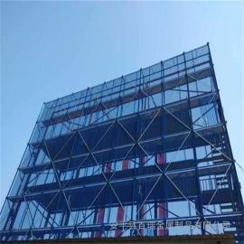 建筑爬架网|爬架外钢网|爬架铁皮安全网|米字型爬架网