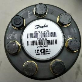 丹佛斯DANFOSS液压马达低速大扭矩马达OSPB-315 ON 150-0045