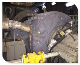 硫化机保温材料 硫化机软保温工程 橡胶硫化机模具可拆卸保温套