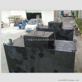 晨兴制造地埋式屠宰机械清洗污水处理设备 一体化废水处理设备